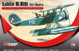 Mirage Hobby Lublin R.XIII Ter / Hydro 1:48