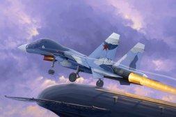 Su-27KUB (Su-33UB) Flanker D 1:72