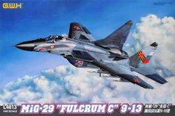 MiG-29 Fulcrum C 9-13 1:48