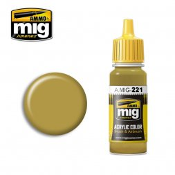 221 - Zinc Chromate Yellow - 17ml
