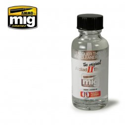 AMMO of MiG - LACQUER THINNER AND CLEANER ALC307 - 30ml