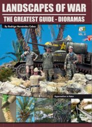 Landscapes of War - The Greatest Guide - Dioramas Vol.II (eng.)