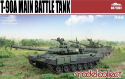 Modelcollect T-90A Main Battle Tank (welded turret) 1:72