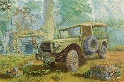 Dodge M37 US 3/4 ton 4x4 cargo truck 1:35