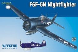 F6F-5F Nightfighter - Weekend edition 1:72