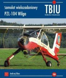 TBiU 10 - Samolot wielozadaniowy PZL-104 Wilga