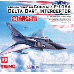 Meng F-106A Concair 1:72