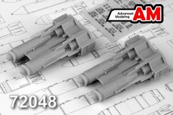 FAB-250M-54 High­ Explosive bomb 1:72