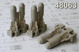Advance Modeling  ZAB-100-105 100KG Insendiary bomb 1:48