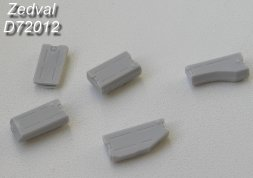 T-72, T-90 Fuel tanks 1:72