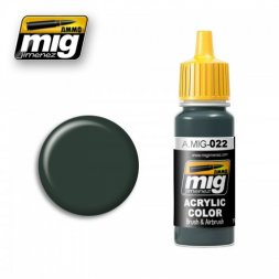 AMMO of MiG - 022 3B Russian protector green - 17ml
