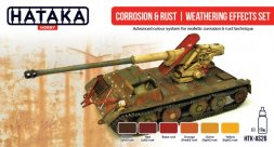 Hataka Hobby Corrosion & rust | weathering effects set