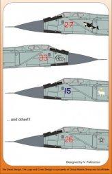 MiG-31 Foxhound 1:48