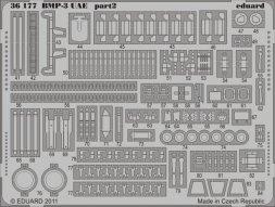 Eduard BMP-3 UAE for Trumpeter 1:35