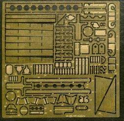 ACE Sd.Kfz.164 Nashorn detal set for Dragon 1:35