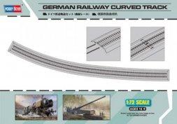 Hobby Boss German Railway Curved Track 1:72