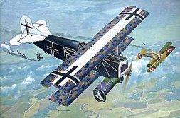 Fokker D.VII OAW (mid) 1:48