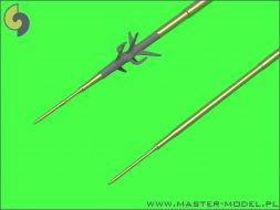 Master Su-25 Frogfoot - Pitot Tubes 1:48