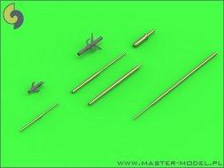 Su-15 Flagon - Pitot Tubes 1:72