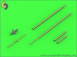 Su-7 Fitter-A - Pitot Tubes and 30mm gun barrels 1:72