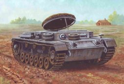 Attack Hobby kits Munitionspanzer III 1:72