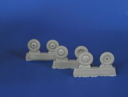 Opel Blitz wheels for Roden 1:72
