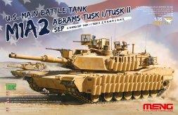 Meng M1A2 Abrams Tisk I/II SEP 1:35