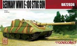 E-100 Stug Gun 1:72