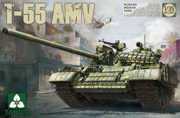 Takom T-55AMV 1:35