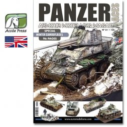 Panzer Aces Issue 51 - Special Winter Camouflages
