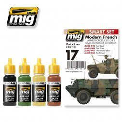 AMMO of MiG - Modern French Armed Forces