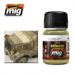 AMMO of MiG - North Africa Dust 35ml