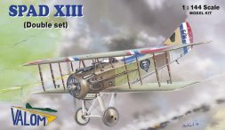 SPAD XIII - Dueble set 1:144
