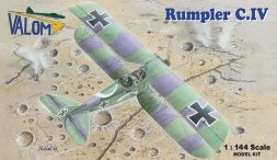 Rumpler C.IV - Dueble set 1:144