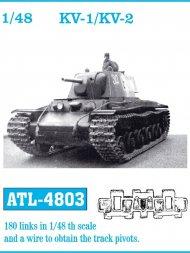 Friulmodel KV-1/ KV-1 track links 1:48