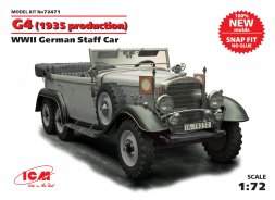 Mercedes Benz Typ G4 (1935 pro.) 1:72