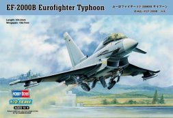 EF 2000B Eurofighter Typhoon 1:72