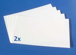 PlusModel Polystyrene sheets 0.8mm