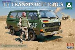 Takom VW T3 Bundeswehr Transporter 1:35