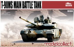 Modelcollect T-90MS Russian MBT 1:72