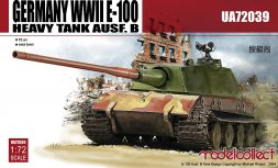E-100 Ausf.B 1:72