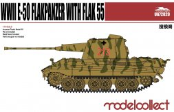 E-50 Flakpanzer with FLAK 55 1:72