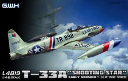Great Wall Hobby T-33A - Shooting Star (early version) 1:48