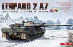 Meng Leopard 2A7 1:35