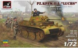 Armory Pz.Kpfw.II Ausf.L Luchs 1:72