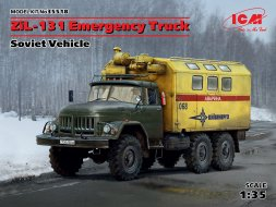 ICM ZiL-131 Emergency Truck 1:35