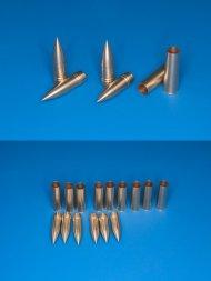RB Model 152mm MŁ-20 L/32,4 ammunition 1:35