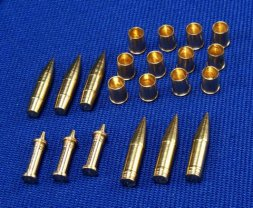 RB Model 10.5cm leFH18/ Wespe ammunition 1:35