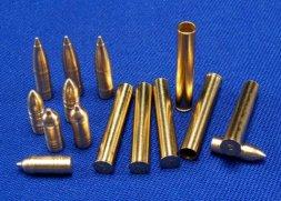 RB Model 122mm L/45 D-25 ammunition 1:35