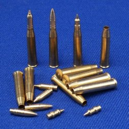 RB Model 76,2mm OQF 17 pounder ammunition 1:35